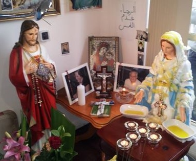 Miracle of Mother Mary at Endeavour Hills, Melbourne, Australia